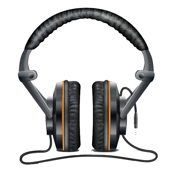 Headphones Transparent Background 1