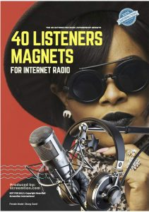 40 Listeners Magnets